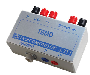 TMBD for transformer burden measurement
